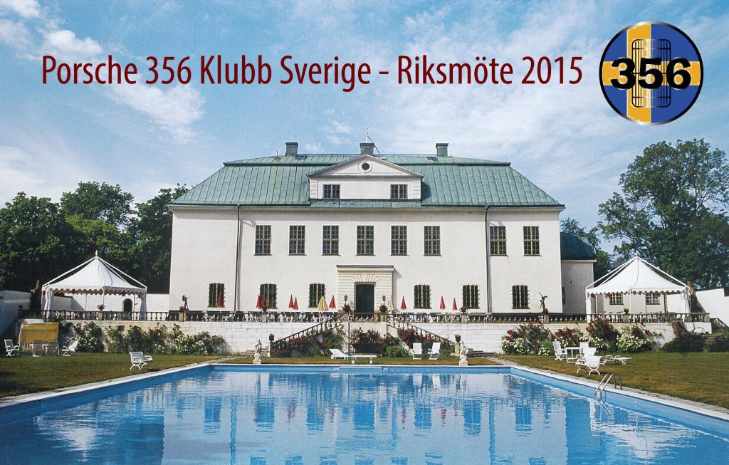 Riksmöte 2015 på Häringe Slott